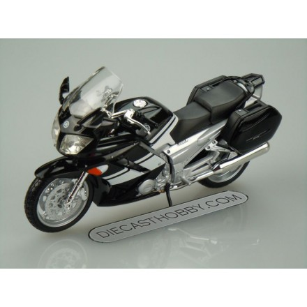 2006 Yamaha FJR 1300 (Special Edition) by Maisto 1:12 (Black)