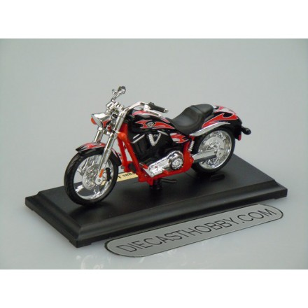 2010 Victory Vegas Jackpot (Special Edition) by Maisto 1:18 (Black)