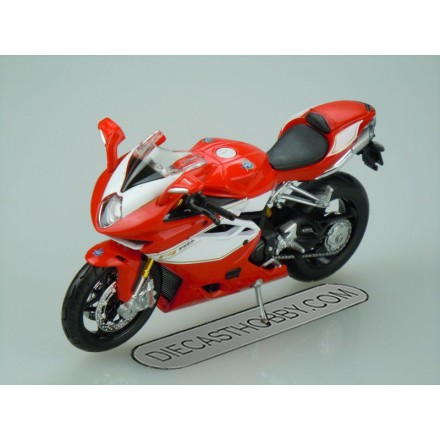 2012 MV Agusta F4 RR (Special Edition) by Maisto 1:12 (Red)