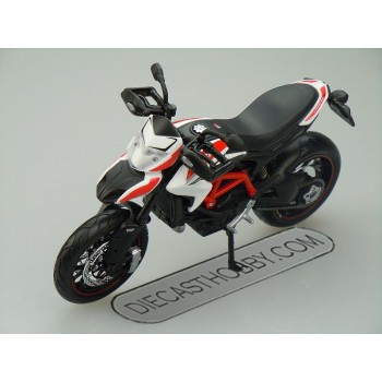 2013 Ducati Hypermotard SP (Special Edition) by Maisto 1:12 (Black)