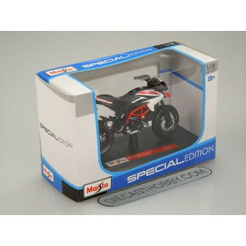 2013 Ducati Hypermotard SP (Special Edition) by Maisto 1:18 (Black)