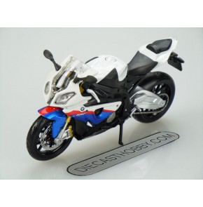 BMW S 1000 RR (Special Edition) by Maisto 1:12 (White)