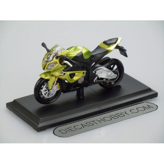 BMW S1000 RR (Special Edition) by Maisto 1:18 (Green)