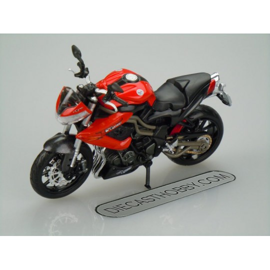 Benelli Tornado Naked Tre R160 (Special Edition) by Maisto 1:12 (Red)