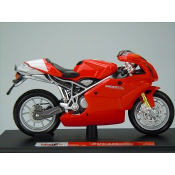 Ducati 999S (Special Edition) by Maisto 1:18 (Red)