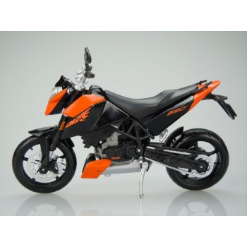 KTM 690 Duke (Special Edition) by Maisto 1:12 (Black)