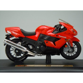 Kawasaki Ninja ZX-14 (Special Edition) by Maisto 1:18 (Red)