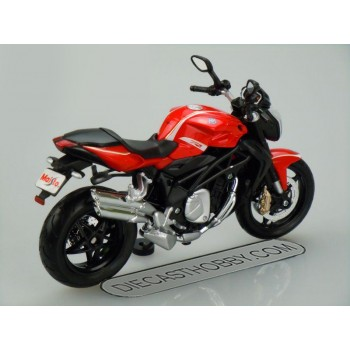 MV Agusta Brutale 1090 R (Special Edition) by Maisto 1:12 (Red)