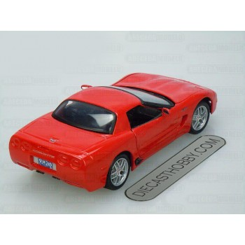 Chevrolet Corvette Z06 (Special Edition) by Maisto 1:24 (Red)