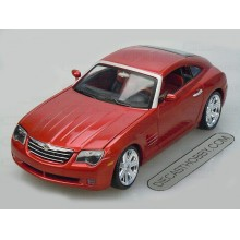 Chrysler Crossfire (Special Edition) by Maisto 1:18 (Red)