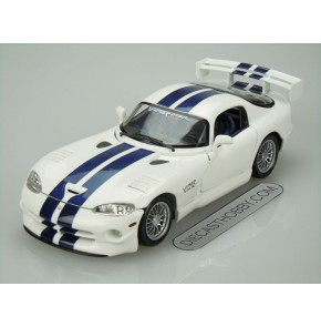 Dodge Viper GT2 (Special Edition) by Maisto 1:18 (White)