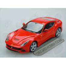 Ferrari F12 Berlinetta by Bburago 1:24 (Red)