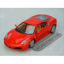Ferrari F430 by Bburago 1:24 (Red)