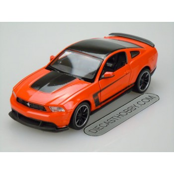 Ford Mustang Boss 302 (Special Edition) by Maisto 1:24 (Orange)