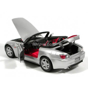 Honda S2000 (Special Edition) by Maisto 1:18 (Silver)