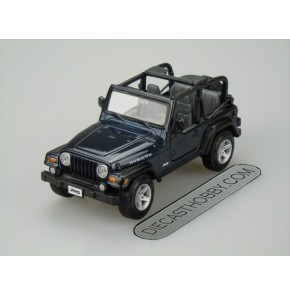 Jeep Wrangler Rubicon (Special Edition) by Maisto 1:27 (Blue)