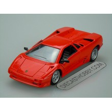 Lamborghini Diablo (Special Edition) by Maisto 1:24 (Red)