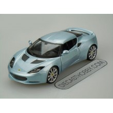 Lotus Evora S IPS by Bburago 1:24 (Blue Met)