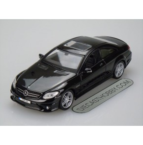 Mercedes-Benz CL63 AMG (Special Edition) by Maisto 1:24 (Black)