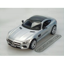 Mercedes-Benz AMG GT (Special Edition) by Maisto 1:24 (Silver)