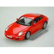 Porsche 911 Carrera S (Special Edition) by Maisto 1:18 (Red)