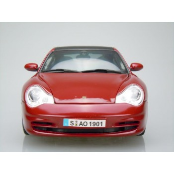 Porsche 911 Targa (Special Edition) by Maisto 1:18 (Red Dark)