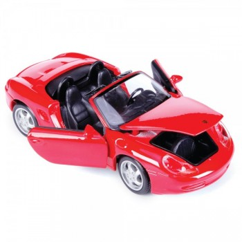 Porsche Boxster (Special Edition) by Maisto 1:24 (Red)