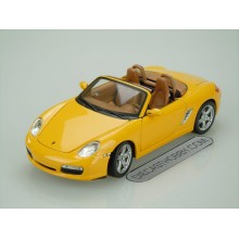 Porsche Boxster S (Special Edition) by Maisto 1:18 (Yellow)