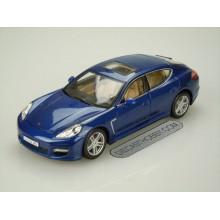 Porsche Panamera Turbo (Premiere Edition) by Maisto 1:18 (Blue)