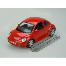 Volkswagen New Beetle (Special Edition) by Maisto 1:25 (Red)